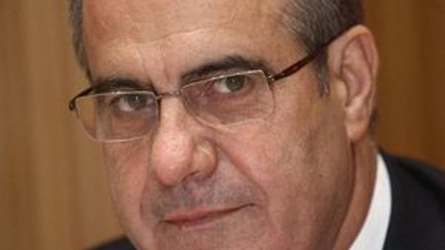 Celestino Corbacho, ministro de Trabajo. (EUROPA PRESS)