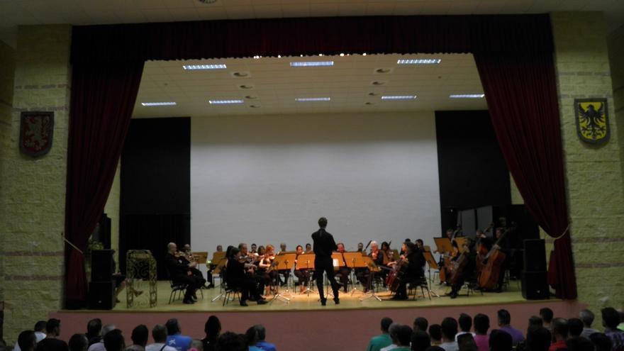 La ROSS ofrece un concierto de carácter social en el centro penitenciario Sevilla II