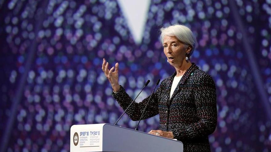 El FMI recorta la previsión de crecimiento en Latinoamérica a 1,2% en 2018 y 2,2% en 2019