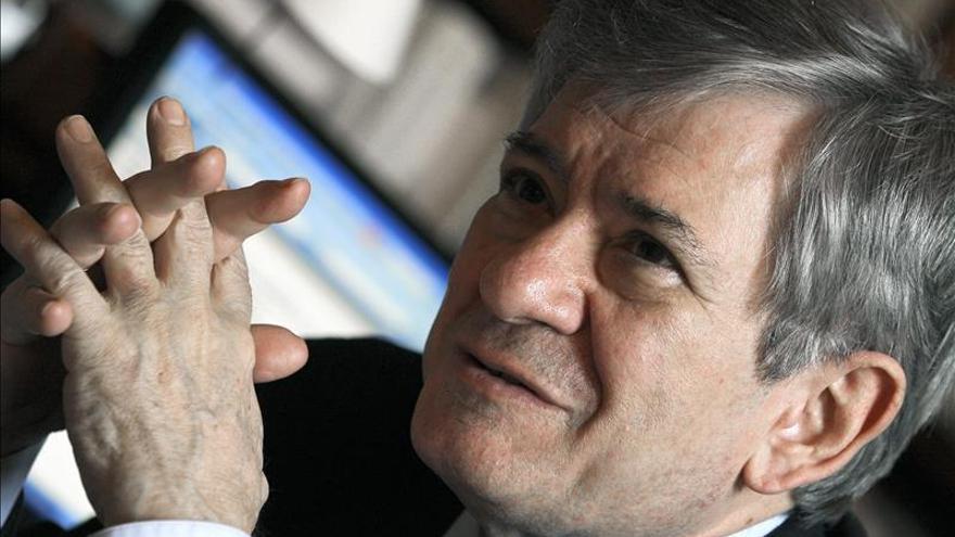 El PSOE propone a Enrique Barón como presidente de los Socialistas Europeos