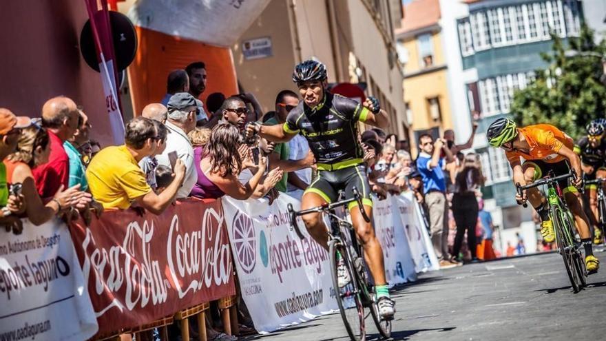 La Launa acoge la salida de la Vuelta a Tenerife este jueves.