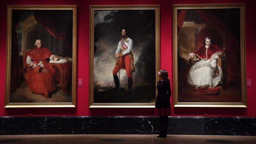 Jorge IV, un derrochador sumido en excesos pero amante del arte