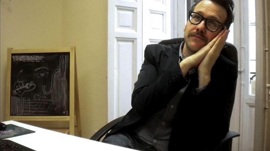 """Joaquín Reyes combina humor reflexivo y """"tontuno"""" en """"Realidad a la piedra"""""""