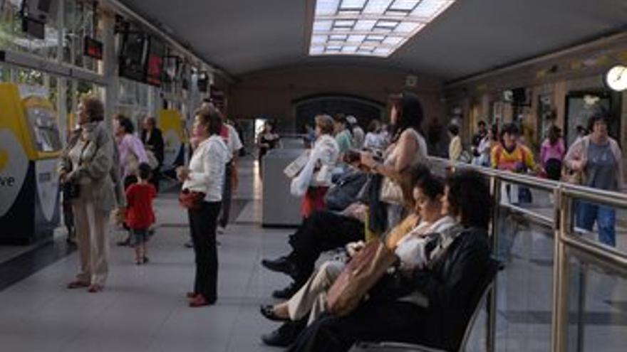 Estación Renfe de Santander