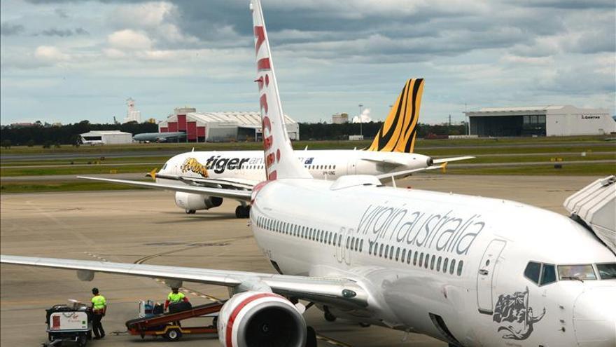 Virgin air flights australia
