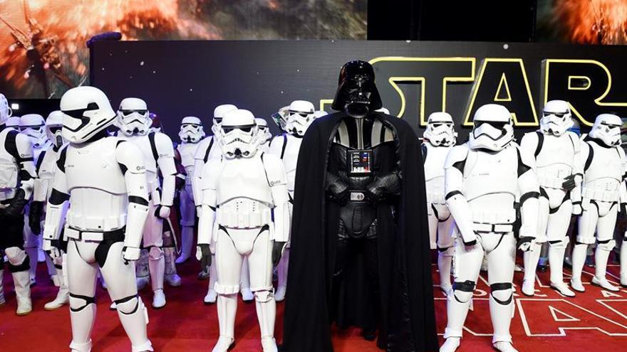"""Darth Vader aparecerá en """"Rogue One"""", la película derivada de """"Star Wars"""""""