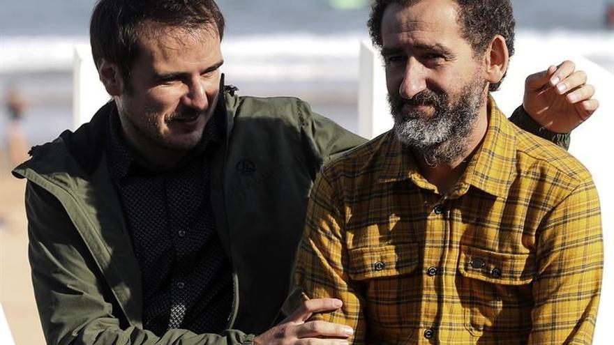 """La vasca """"Handia"""" propone al Zinemaldia un cuento sobre cambios imparables"""