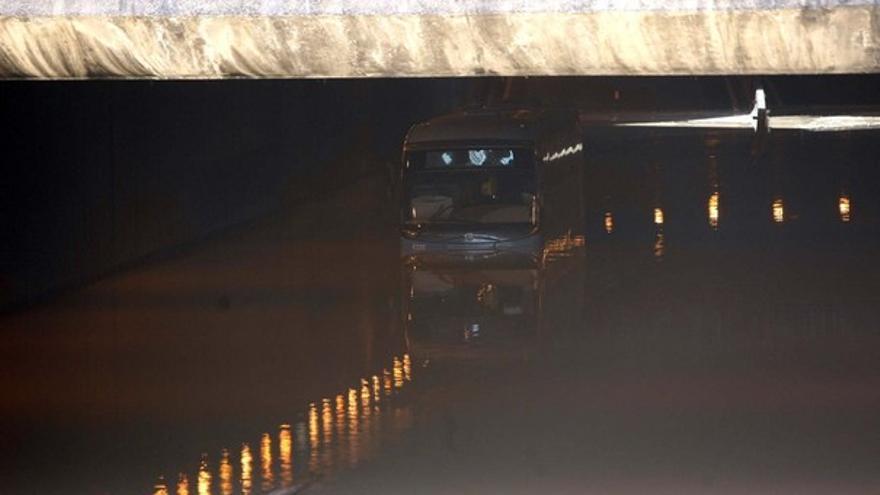 De la inundación en Julio Luengo #9