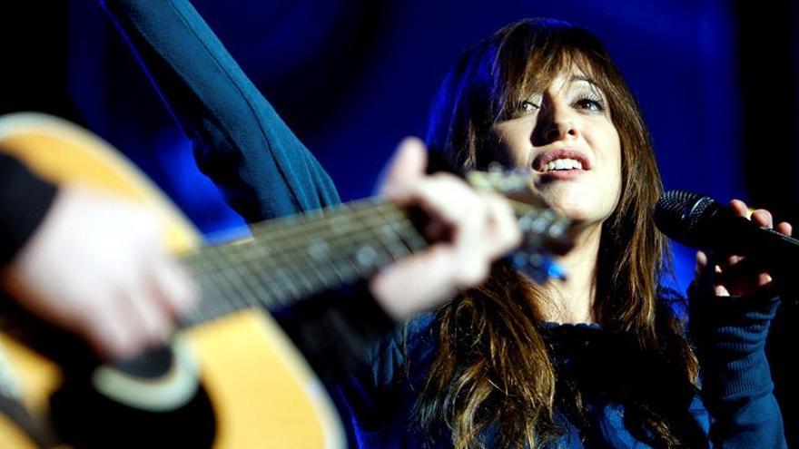 Nena Daconte reaparece el 22 de diciembre en concierto benéfico en Aranjuez