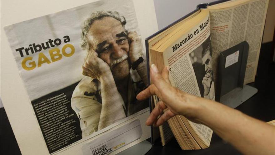 La Universidad de Texas adquiere el archivo personal de García Márquez