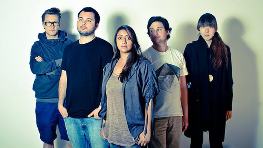 'European Souvenirs' es un trabajo de investigación audiovisual de cinco jóvenes artistas en torno a la idea de Europa