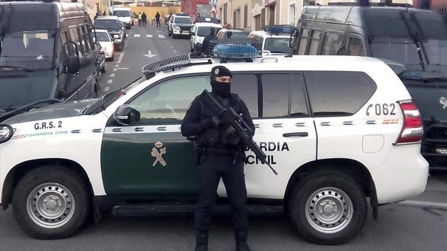 Cuatro detenidos en la desarticulación de una red de captación de terroristas yihadistas en España