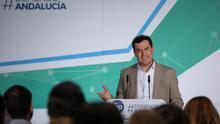 El Gobierno andaluz de PP y Cs acelera la tramitación del Presupuesto de 2020 para evitar un ultimátum de Vox en campaña electoral