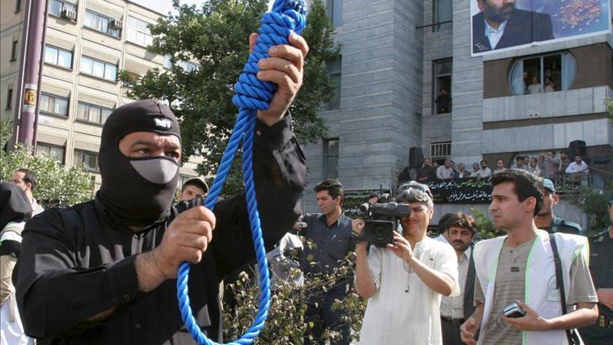 La ONU urge a Irán a paralizar las ejecuciones de cinco activistas