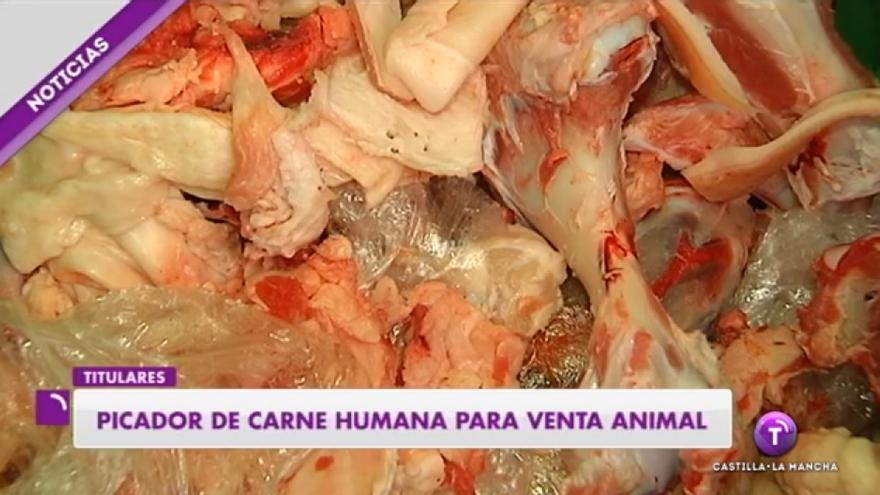 Fotograma del informativo de Castilla-La Mancha Televisión