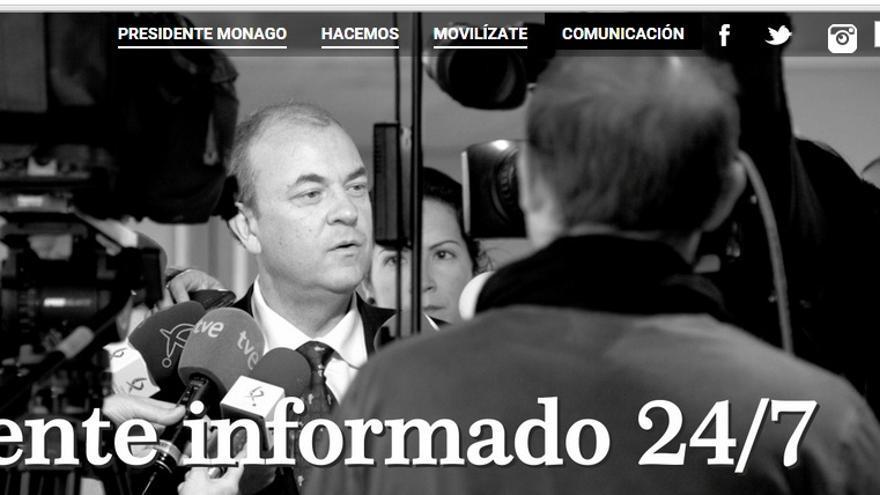 Campaña del PP para las autonómicas de Extremadura