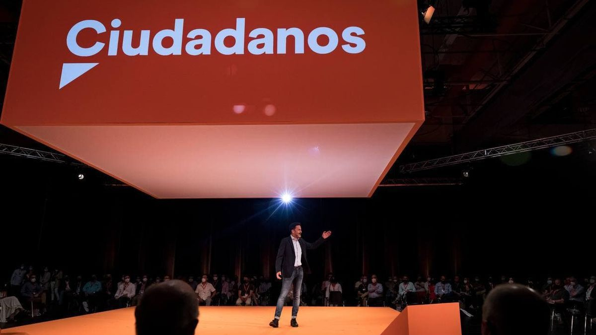 Edmundo Bal abre la Convencion Politica de Ciudadanos