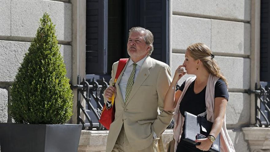 "Méndez de Vigo: ""La reválida de bachillerato se parecerá a la PAU"""
