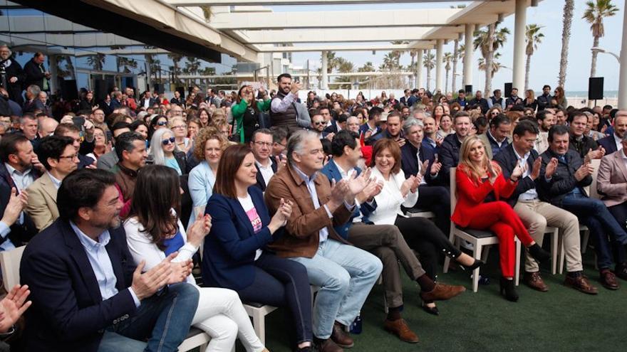 PP | Actualidad e Información Isabel-Bonig-Juanma-Moreno-PP_EDIIMA20190330_0269_19