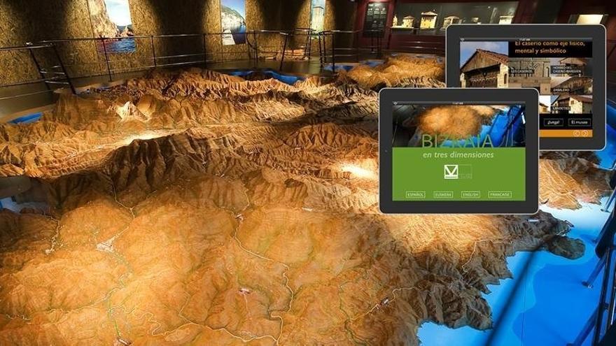 El Museo Vasco pone en marcha una aplicación para conocer la historia, la cultura y el paisaje de Bizkaia