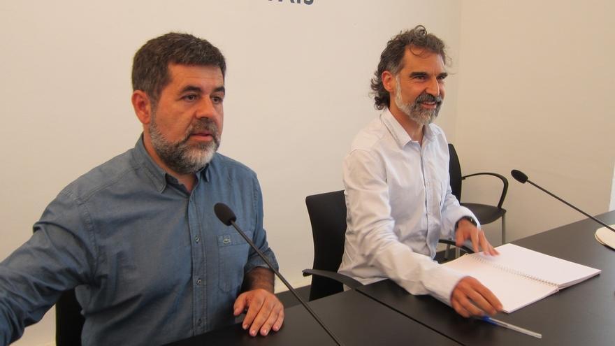 ANC y Òmnium, multadas con 90.000 euros por la Agencia Española de Protección de Datos