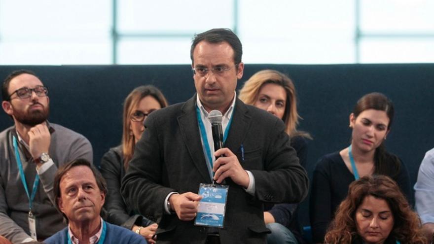 El diputado del PP madrileño Daniel Ortiz / PP