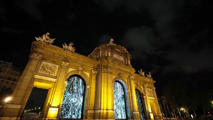 Madrid reinventa la Noche de Blanco para mostrar el patrimonio de Carlos III