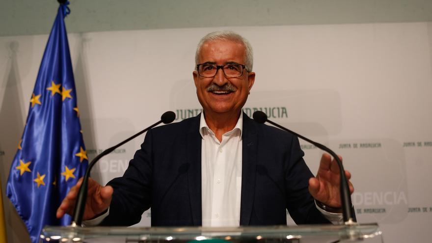 """Junta andaluza valora la disposición de partidos a """"arrimar el hombro"""" y a defender una posición común en financiación"""