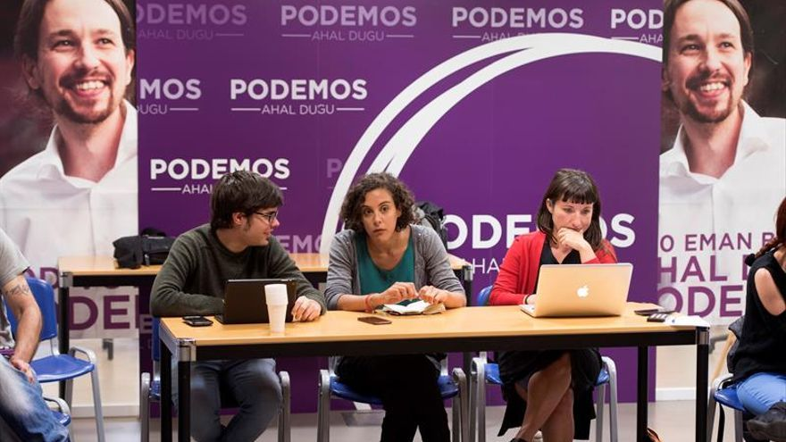 Rubén Belandia,tercer candidato a lehendakari de Podemos para comicios vascos