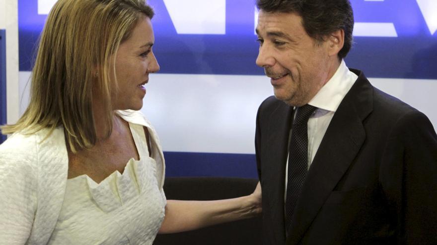 Ignacio González agradece el apoyo explícito de la dirección del PP para gobernar Madrid