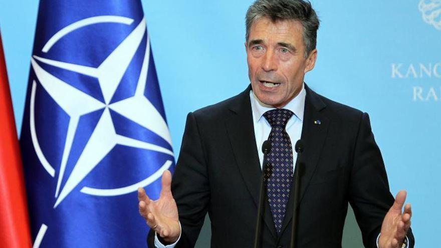 """La OTAN muestra su """"extrema preocupación"""" por muerte de manifestantes en Ucrania"""