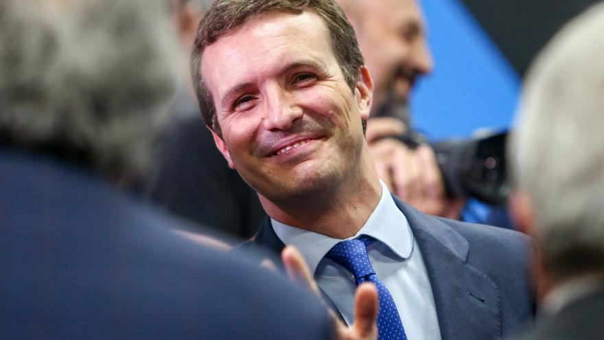 Casado mantiene que el PP no facilitará la investidura a Sánchez y ve una irresponsabilidad ir a nuevas elecciones