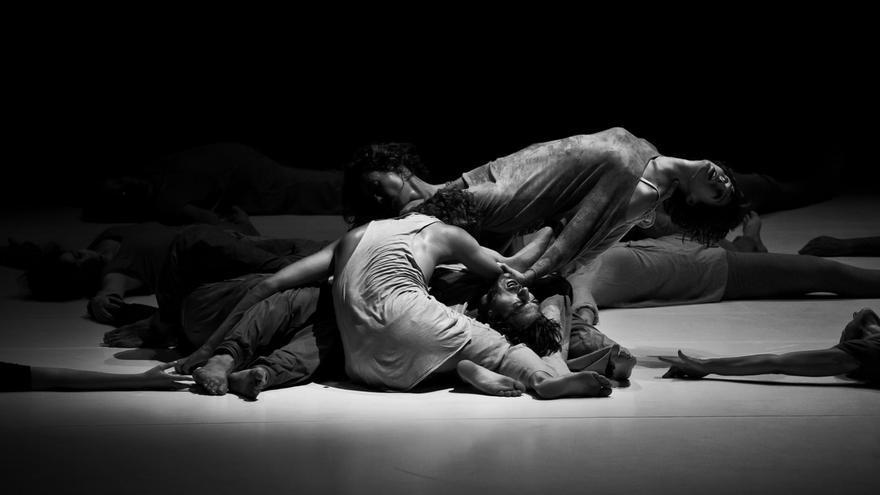 El coreógrafo israelí Sharon Fridman presenta los días 16 y 17 'Free Fall' en San Sebastián