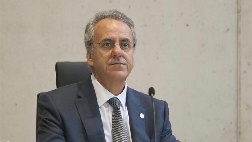 Segundo Píriz, nuevo presidente de la Conferencia de Rectores de las Universidades Españolas