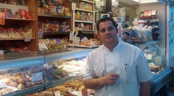 Israel González, nuevo presidente de los comerciantes de Barceló |Foto: Somos Malasaña