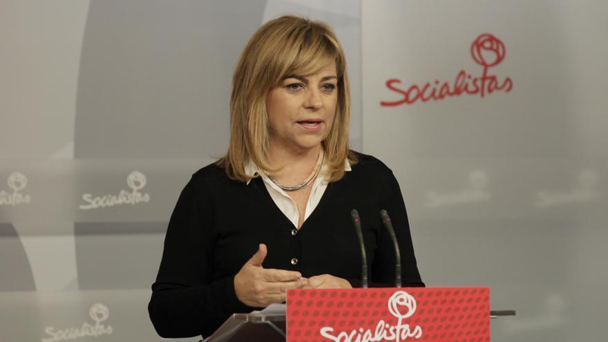 """Valenciano (PSOE) ve """"correcto"""" que el líder de UGT-A dimita e insiste en la campaña del PP contra los sindicatos"""