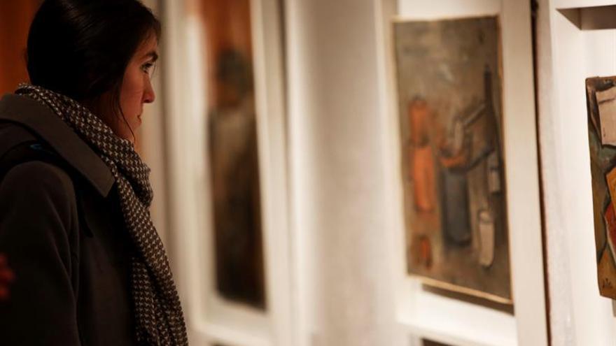 Obra inédita del artista uruguayo Joaquín Torres-García se expone en Madrid