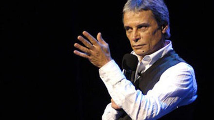 El humorista Manolo Vieira, este viernes y sábado en el Guimerá