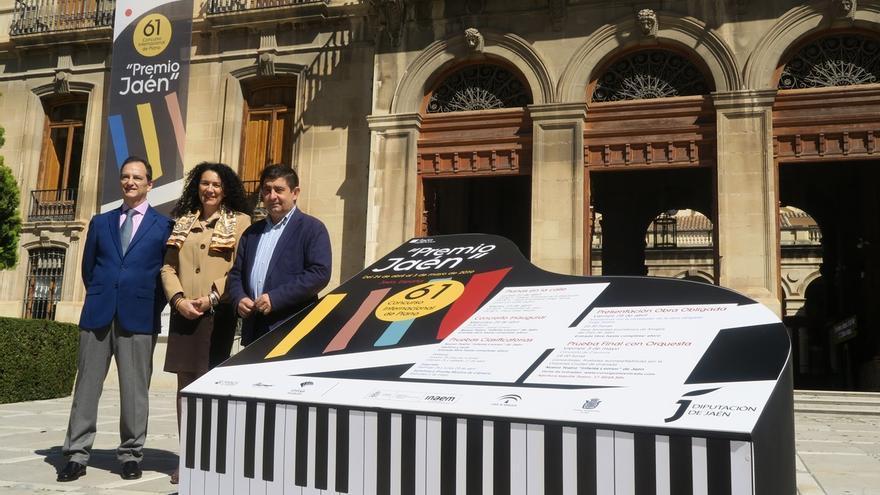 Un total de 42 pianistas de 16 países se inscriben para participar en el 61 Premio Jaén de Piano