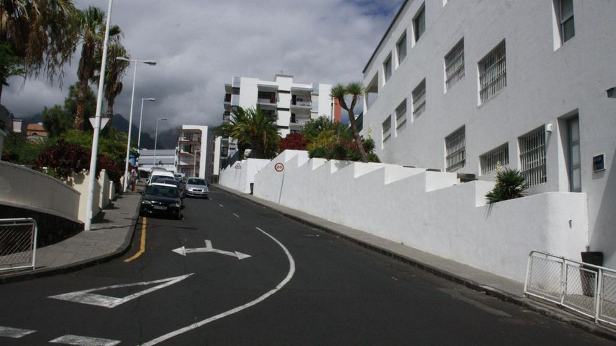 Calle El Pilar de Santa Cruz de La Palma.