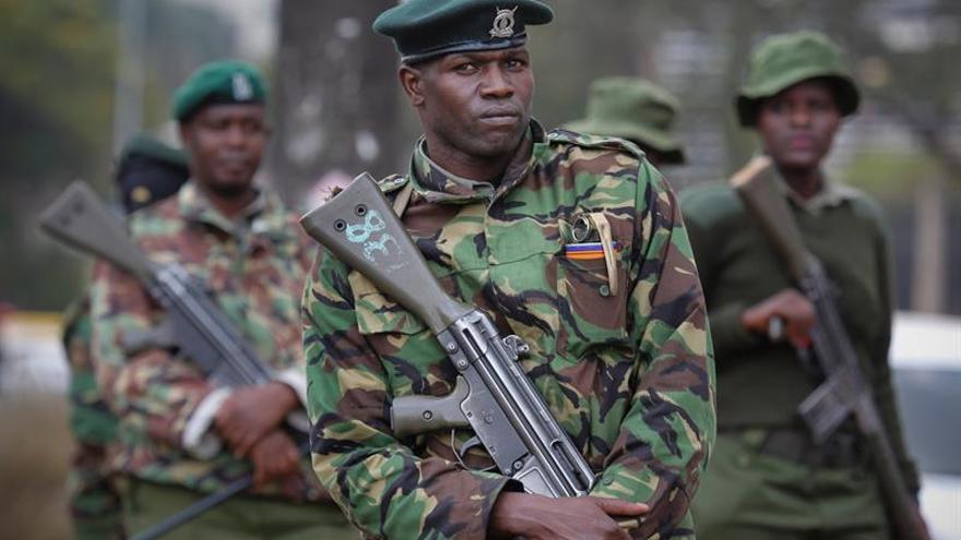 La Policía de Kenia dispersa a los manifestantes que rompieron la prohibición de las protestas