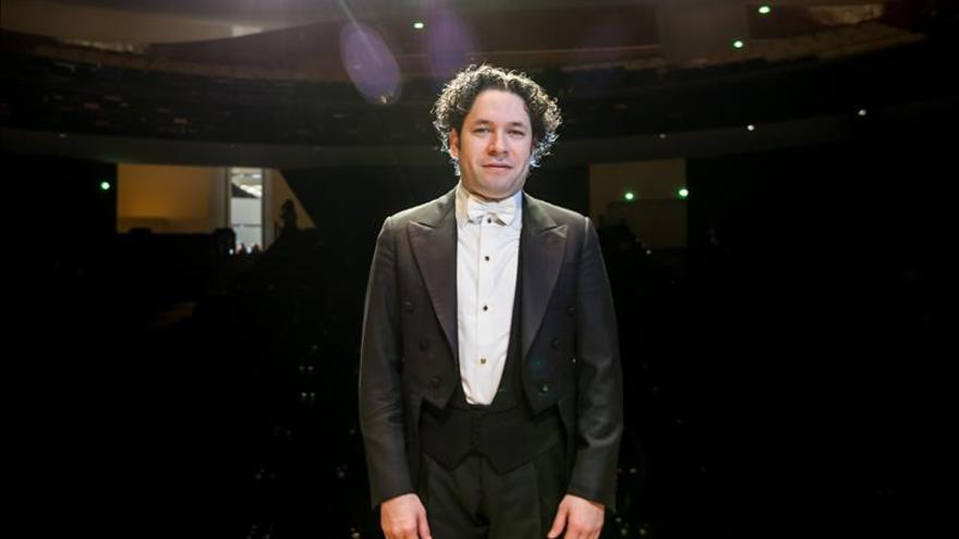 """Gustavo Dudamel justifica su silencio político para proteger """"El Sistema"""""""