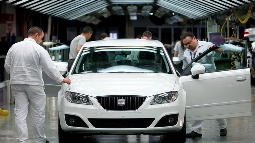 Seat vende más de 200.000 coches en los primeros cinco meses, un 13,9 % más