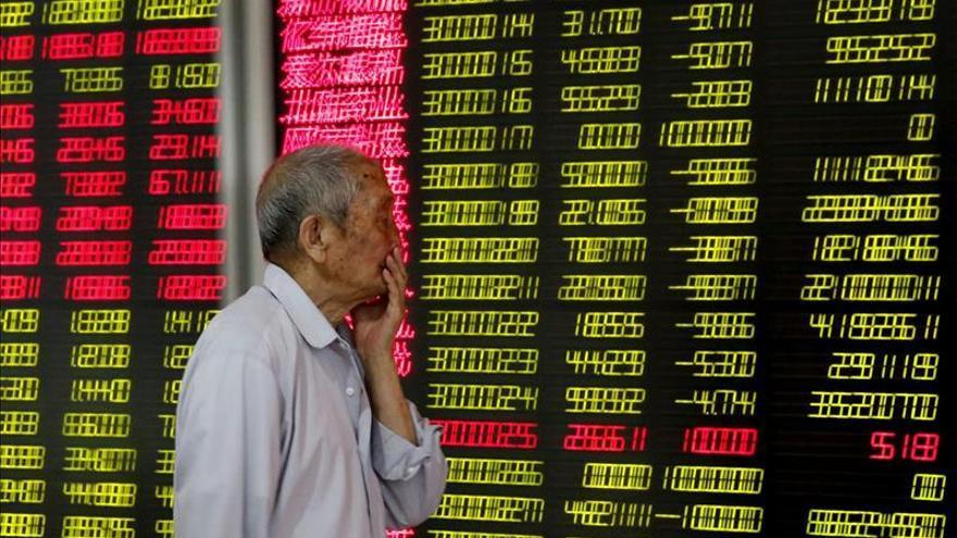 Shanghái gana un 0,64 por ciento en la apertura