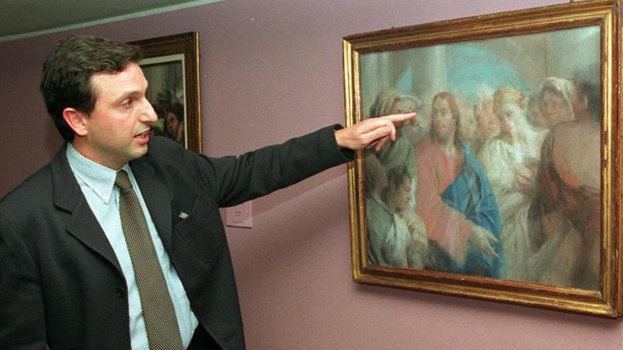 Andrés Úbeda, nuevo director adjunto del Museo del Prado