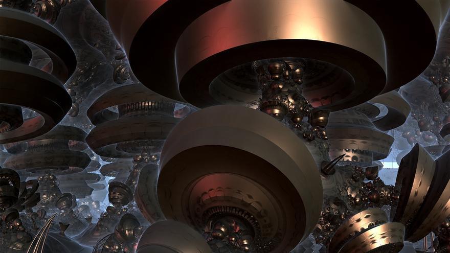 Con su máquina destructora de átomos, Gómez de la Serna vaticinó la bomba atómica (Imagen: Pixabay)