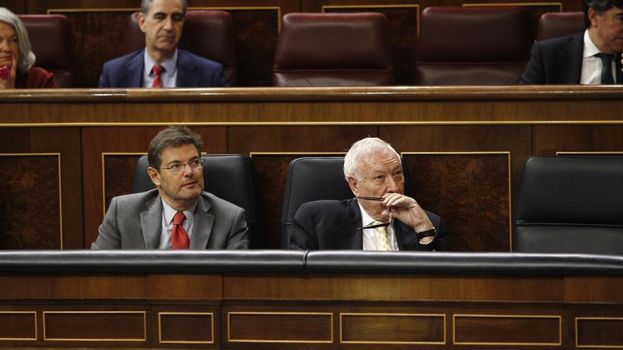 """El Congreso debatirá el miércoles si llama a Margallo y Wert para explicar la """"cacicada"""" de la OCDE"""