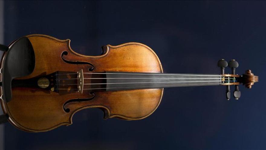 Condenan a siete años de cárcel a autor de robo de Stradivarius en EE.UU.