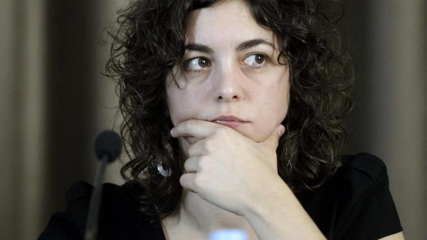 Tania González discrepa en la destitución de Pascual y la gestión del problema