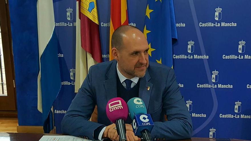 David Gómez Arroyo, delegado de la Junta en Talavera de la Reina